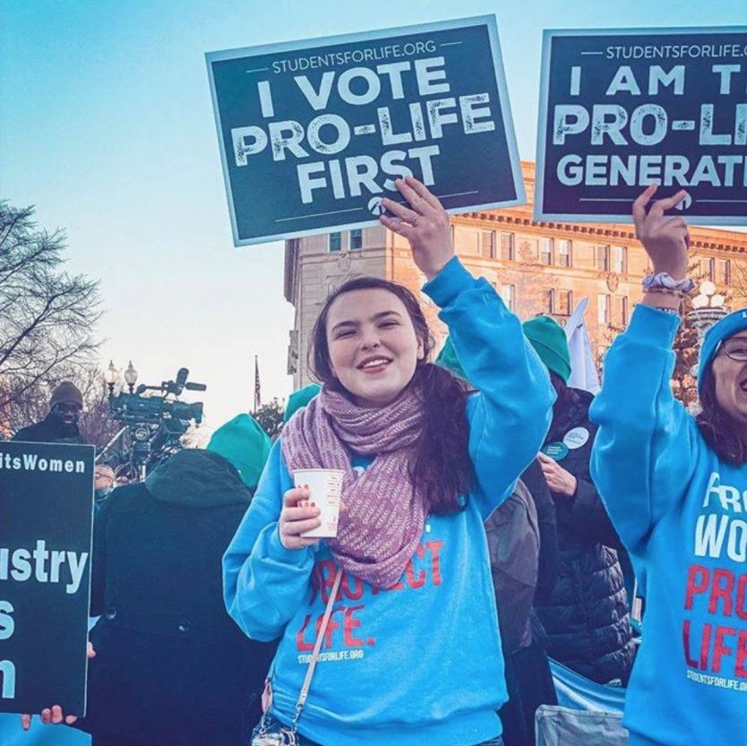 vote pro-life first